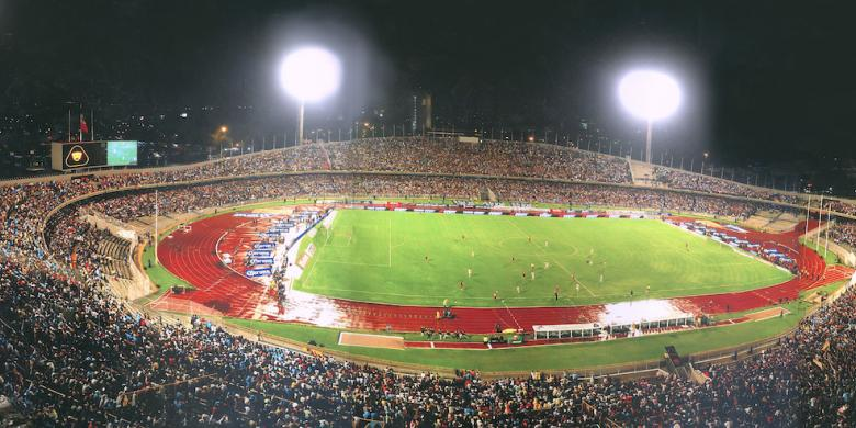 Estadio Olímpico Universitario
