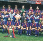 "El ""Dream Team ""de Johan Cruyff"