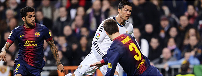 Real madrid fc barcelona de copa del rey colgados por for Correo real madrid