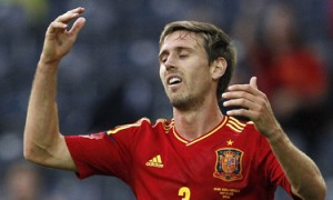 Monreal seleccion, plan B de Del Bosque
