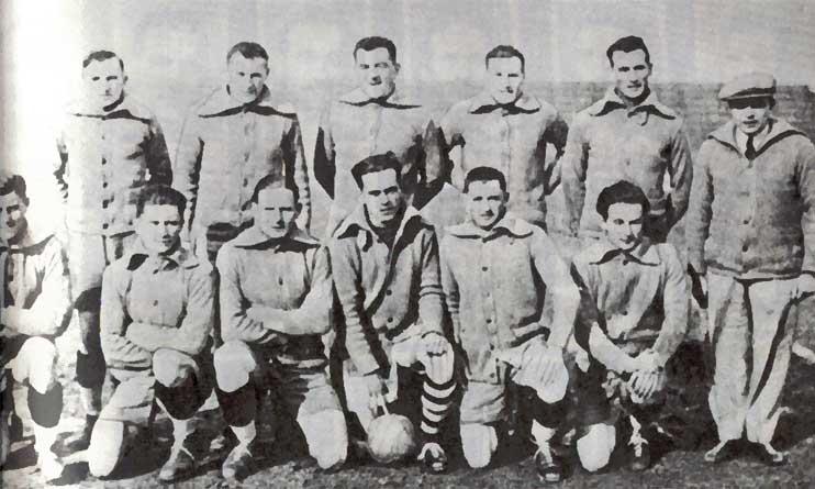Rumanía fue obligada a participar en el Mundial. Por ese motivo, le cedieron numerosos jugadores escoceses de una fábrica petrolera elegidos personalmente por el Rey Carlos II. No eran profesionales.