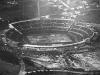 El Estadio Centenario acogió el primer Mundial de la historia a partir del sexto día de competición por las fuertes lluvias habidas. Participaron 13 equipos.