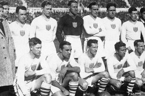 USA jugó con un equipo compuesto por trabajadores de varios países.