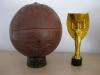 El Modelo Federale fue el balón de cuero utilizado para disputar el Mundial de 1934, un campeonato donde Italia nacionalizó hasta cinco sudamericanos para potenciar el equipo y alzar la Copa de la derecha.
