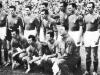 Italia no cuajó un buen Mundial. El 4 de mayo de 1949 un accidente aéreo sufrido por el Torino mató a parte del equipo que debía componerlo. Ante el temor reinante, fueron en transatlántico, lo que les costó varias semanas de trayecto y un peaje demasiado caro en el campeonato.