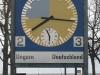 El 2-3 del Milagro de Berna se inmortalizo con un reloj situado en el estadio Wankdorf recordando la fecha y la hora y minuto del famoso gol que dio la victoria a los alemanes.