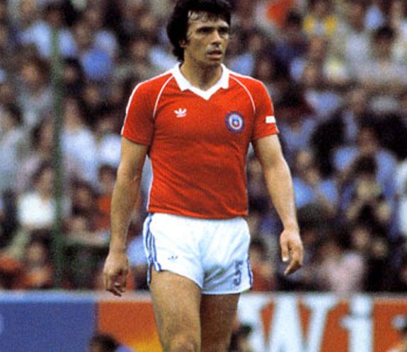 Elias Figueroa ist der beste chilenische Spieler aller Zeiten.