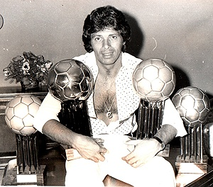 Elías Figueroa won three times the award for best player in America.