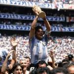 """""""Dios"""" Armando Maradona, el mejor jugador de la historia"""