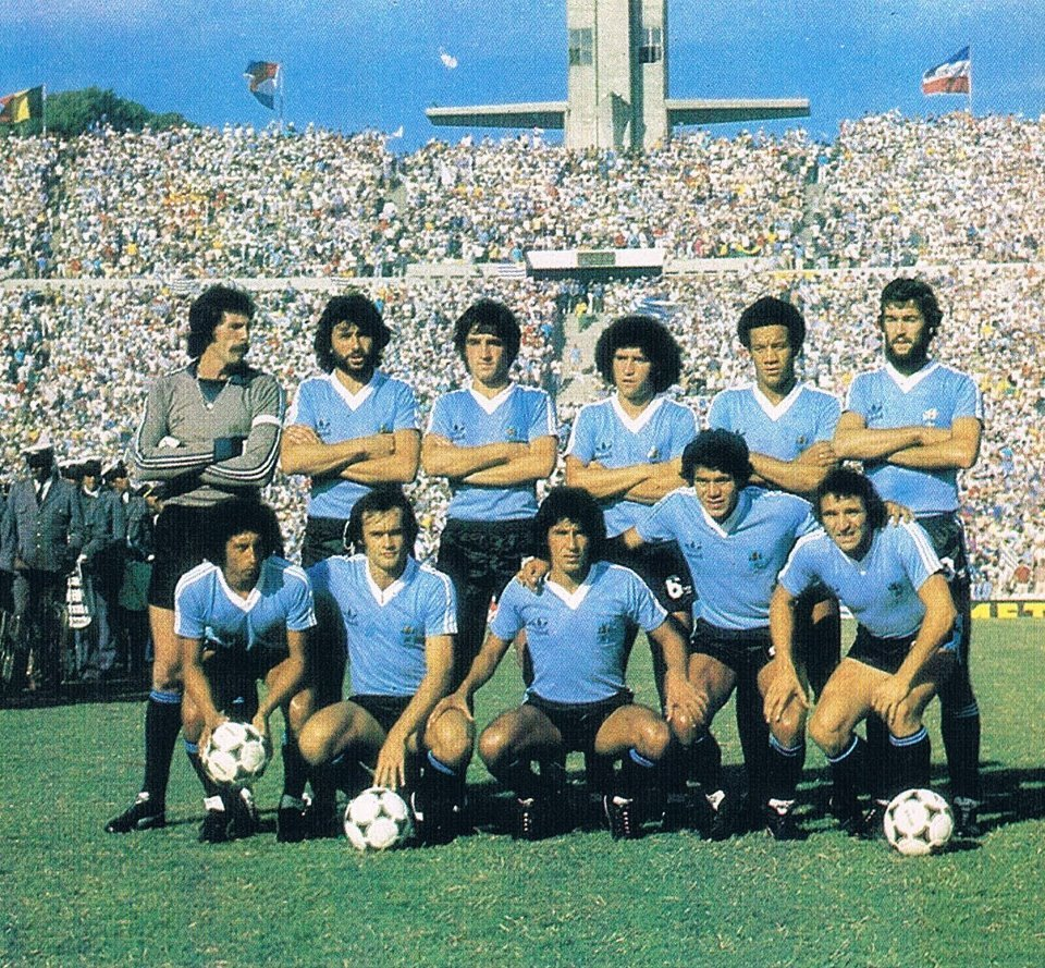 Uruguay won the Gold Cup 1980.