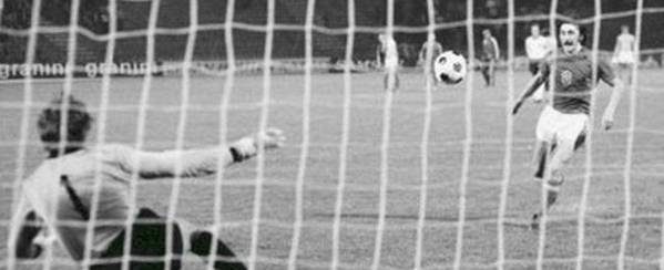 Panenka invented his penalty