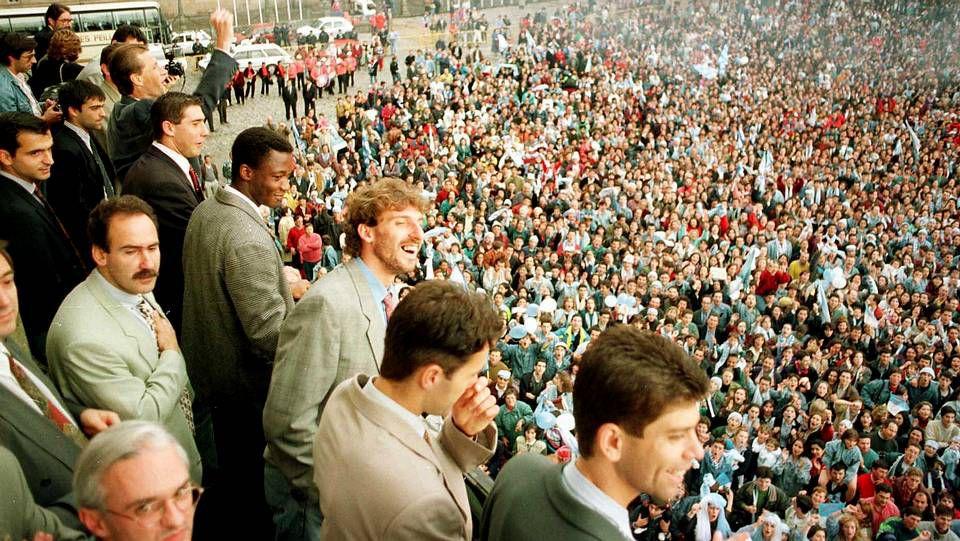 El Compostela llegó a Primera División en 1994.