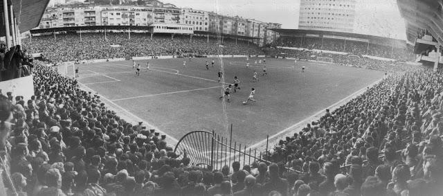 Estadios con solera: Atocha, un clásico donostiarra