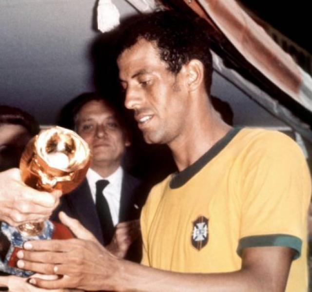 Carlos Alberto was the engine of Brazil 1970.