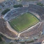 Centenario-Stadion eröffnet die Geschichte der Welt