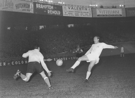 Di Stéfano changed football of his time.
