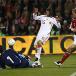 The best goal in the history of Spain