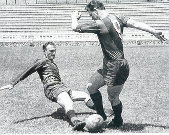 Di Stefano and Kubala were about to form a lethal pair,