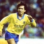 Mágico González, el ídolo del Cádiz CF