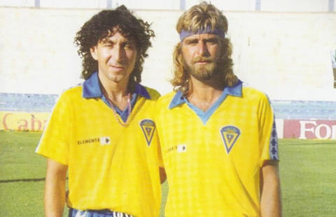 "Juan José & quot; Sandokán"" with Magic. Two legends of Cádiz"
