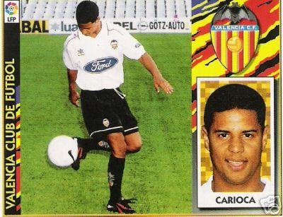 Grandes Fluffy: Marcelinho Carioca,