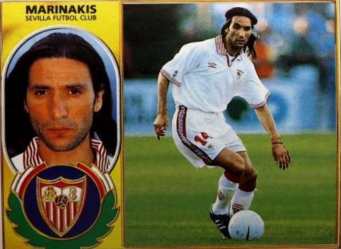 Grandes Pufos de la Liga española: Petros Marinakis