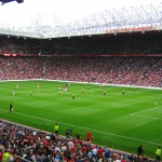 Old Trafford: Charlton nicknamed the Theater of Dreams