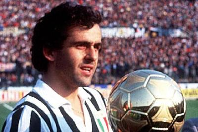Platini won the Ballon d'Or.