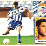 Large pufos of the Spanish League: Renaldo