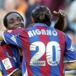 Grandes Pufos de la Liga española: Cristian Riganò