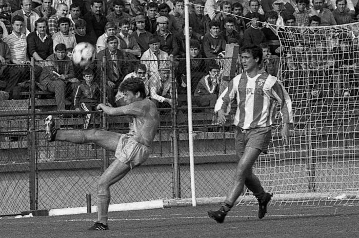 Camataru y el fútbol rumano estuvieron en todo el centro de la polémica en 1987.