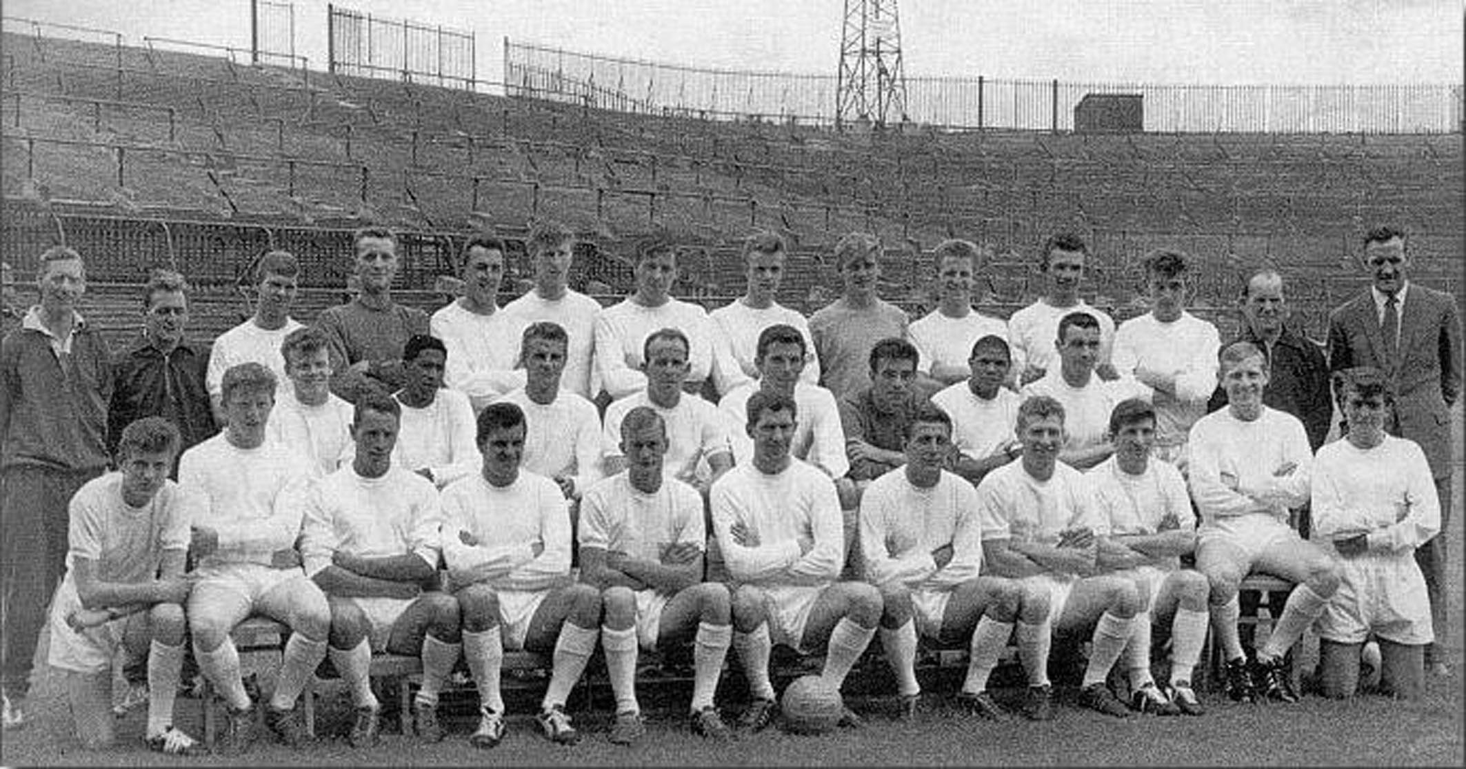 Leeds United was great during the decades of 60 and 70's.