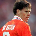 Marco Van Basten: the front of the years 80