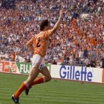 The best goal of Marco Van Basten