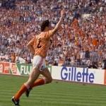 El mejor gol de Marco Van Basten