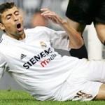 Grandes Pufos de la Liga española: Walter Samuel