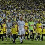 El FC Anzhi, the team coming
