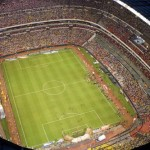 Azteca Stadium, one of the largest in the world