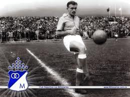 Don Alfredo Di Stefano fue la estrella de Millonarios.