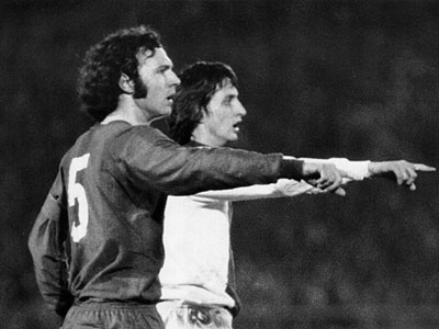 Cruyff and Káiser, Another model style hairstyle 70.