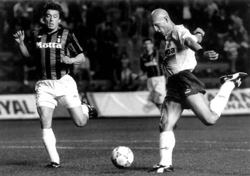 Fútbol de los 90´s: Oscar Alberto Dertycia