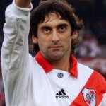 "Enzo Francescoli, the ""The prince"" football"