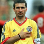 Hagi, the Maradona of the Carpathians