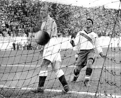 With this goal, The US took the British by surprise, who at that time believed they were the best in the world.