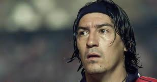 Ivan Zamorano: arguably the best player in the history of Chile