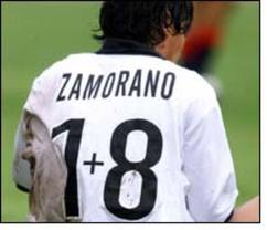 The 1+8 Zamorano wreaked havoc and was at least curious