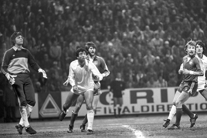 after losing 3-1 in Madrid, the Kaiserlautern shoved 5 Real Madrid in 1982.