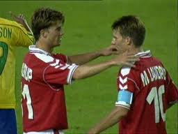 The Laudrup brothers are myths in Denmark