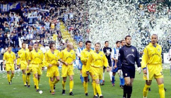 El Leeds realizó una Champions de ensueño en 2001.