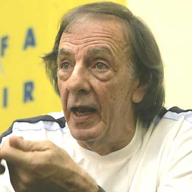 A Menotti likes good football.